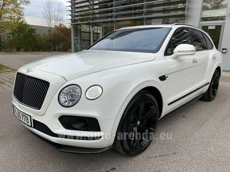 Купить Bentley Bentayga W12 в Мюнхене в Баварии