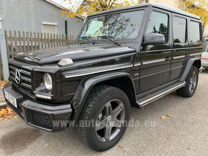 Buy Mercedes-Benz G-Class 350d Limited Edition 1 of 463 in Munich