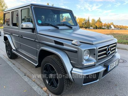 Buy Mercedes-Benz G-Class 500 Limited Edition 1 of 463 in Munich