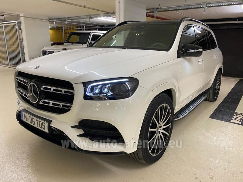 Купить Mercedes-Benz GLS 580 4MATIC в Мюнхене в Баварии