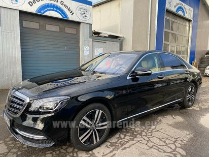 Buy Mercedes-Benz S 400 d Long 4Matic 2018 in Munich, picture 1