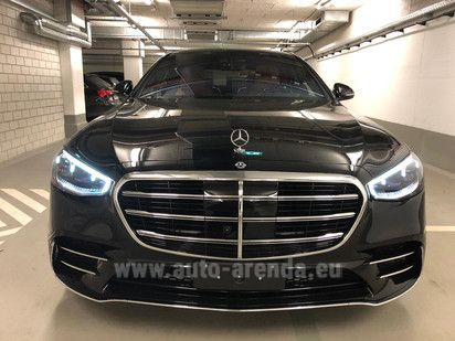 Купить Mercedes-Benz S 500 Long 2021 в Мюнхене, фотография 1