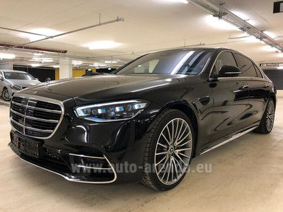 Buy Mercedes-Benz S 500 Long 4Matic 2021 in Munich, picture 1