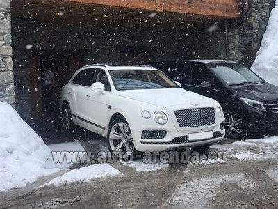 Bentley Bentayga 6.0 litre twin turbo TSI W12