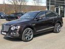 Rent-a-car Bentley Bentayga 6.0 Black in München Bayern, photo 2