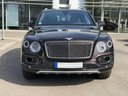 Rent-a-car Bentley Bentayga 6.0 Black in München Bayern, photo 4