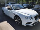 Rent-a-car Bentley Continental GTC V8 S with its delivery to the München airport, photo 2