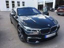 Rent-a-car BMW 750i XDrive M equipment with its delivery to Rottach-Egern, photo 5
