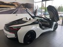 Rent-a-car BMW i8 Roadster Cabrio First Edition 1 of 200 eDrive in München Bayern, photo 5