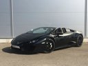 Rent-a-car Lamborghini Huracan Spyder LP 580 with its delivery to Starnberg, photo 1