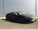 Rent-a-car Lamborghini Huracan Spyder LP 580 with its delivery to Starnberg, photo 3