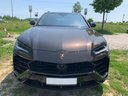 Rent-a-car Lamborghini Urus with its delivery to the München airport, photo 4