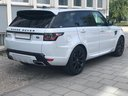 Rent-a-car Land Rover Range Rover Sport White with its delivery to the München airport, photo 2