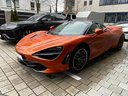 Rent-a-car McLaren 720S with its delivery to Rottach-Egern, photo 2