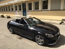 Rent-a-car Mercedes-Benz C 180 Cabrio AMG Equipment Black with its delivery to Tegernsee, photo 1