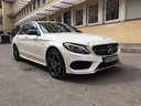 Rent-a-car Mercedes-Benz C-Class C43 AMG Biturbo 4MATIC White with its delivery to Tegernsee, photo 5
