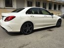 Rent-a-car Mercedes-Benz C-Class C43 AMG Biturbo 4MATIC White with its delivery to Tegernsee, photo 4