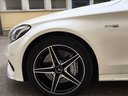 Rent-a-car Mercedes-Benz C-Class C43 AMG Biturbo 4MATIC White with its delivery to Tegernsee, photo 11