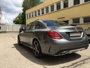 Rent-a-car Mercedes-Benz C-Class C43 AMG BITURBO 4Matic with its delivery to Starnberg, photo 2