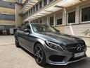 Rent-a-car Mercedes-Benz C-Class C43 AMG BITURBO 4Matic with its delivery to Starnberg, photo 1