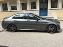 Rent-a-car Mercedes-Benz C-Class C43 AMG BITURBO 4Matic with its delivery to the München airport, photo 3