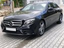 Rent-a-car Mercedes-Benz E 450 4MATIC saloon AMG equipment with its delivery to Tegernsee, photo 2