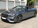 Rent-a-car Mercedes-Benz E 450 Cabriolet AMG equipment with its delivery to Starnberg, photo 1