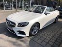 Rent-a-car Mercedes-Benz E-Class E 300 Cabriolet equipment AMG in München Bayern, photo 1