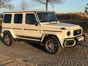 Rent-a-car Mercedes-Benz G 63 AMG White with its delivery to Rottach-Egern, photo 1