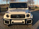 Rent-a-car Mercedes-Benz G 63 AMG White with its delivery to Rottach-Egern, photo 3