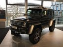 Rent-a-car Mercedes-Benz G-Class G 500 4x4² V8 in München Bayern, photo 1