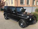 Rent-a-car Mercedes-Benz G-Class G500 Exclusive Edition in München Bayern, photo 10