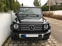 Rent-a-car Mercedes-Benz G-Class G500 Exclusive Edition in München Bayern, photo 12
