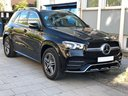 Прокат автомобиля Мерседес-Бенц GLE 400 4Matic AMG комплектация и доставка его в Тегернзе, фото 1