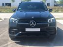 Rent-a-car Mercedes-Benz GLE 450 4MATIC AMG equipment with its delivery to the München airport, photo 3