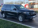 Rent-a-car Mercedes-Benz GLS 350 4Matic AMG equipment with its delivery to the München airport, photo 1