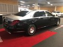 Rent-a-car Maybach S 560 4MATIC AMG equipment Metallic and Black in München Bayern, photo 4
