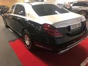 Rent-a-car Maybach S 560 4MATIC AMG equipment Metallic and Black in München Bayern, photo 5