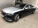 Rent-a-car Maybach S 560 4MATIC AMG equipment Metallic and Black in München Bayern, photo 3