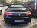 Rent-a-car Mercedes-Benz S 63 AMG Cabriolet V8 BITURBO 4MATIC+ with its delivery to the München airport, photo 6