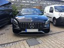 Rent-a-car Mercedes-Benz S 63 AMG Cabriolet V8 BITURBO 4MATIC+ with its delivery to the München airport, photo 8