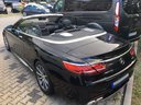 Rent-a-car Mercedes-Benz S 63 AMG Cabriolet V8 BITURBO 4MATIC+ with its delivery to the München airport, photo 2