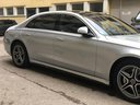 Mercedes S400 Long 4MATIC AMG equipment car for transfers from airports and cities in Germany and Europe.