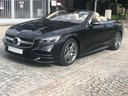 Rent-a-car Mercedes-Benz S-Class S 560 Cabriolet 4Matic AMG equipment with its delivery to the München airport, photo 1
