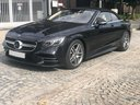 Rent-a-car Mercedes-Benz S-Class S 560 Cabriolet 4Matic AMG equipment with its delivery to the München airport, photo 12