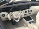 Rent-a-car Mercedes-Benz S-Class S 560 Cabriolet 4Matic AMG equipment with its delivery to the München airport, photo 9