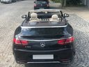 Rent-a-car Mercedes-Benz S-Class S 560 Cabriolet 4Matic AMG equipment with its delivery to the München airport, photo 3