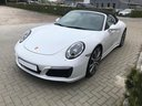 Rent-a-car Porsche 911 Carrera 4S Cabrio with its delivery to Tegernsee, photo 6