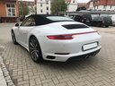 Rent-a-car Porsche 911 Carrera 4S Cabrio with its delivery to Tegernsee, photo 8