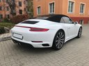 Rent-a-car Porsche 911 Carrera 4S Cabrio with its delivery to Tegernsee, photo 5